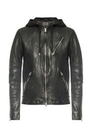 'Harwood' leather jacket