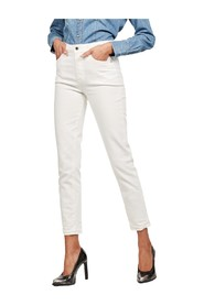 G-STAR D0998-C050-3301 HIGH STRAIGHT JEANS Women MILK