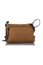 Anagram Leather Crossbody Bag
