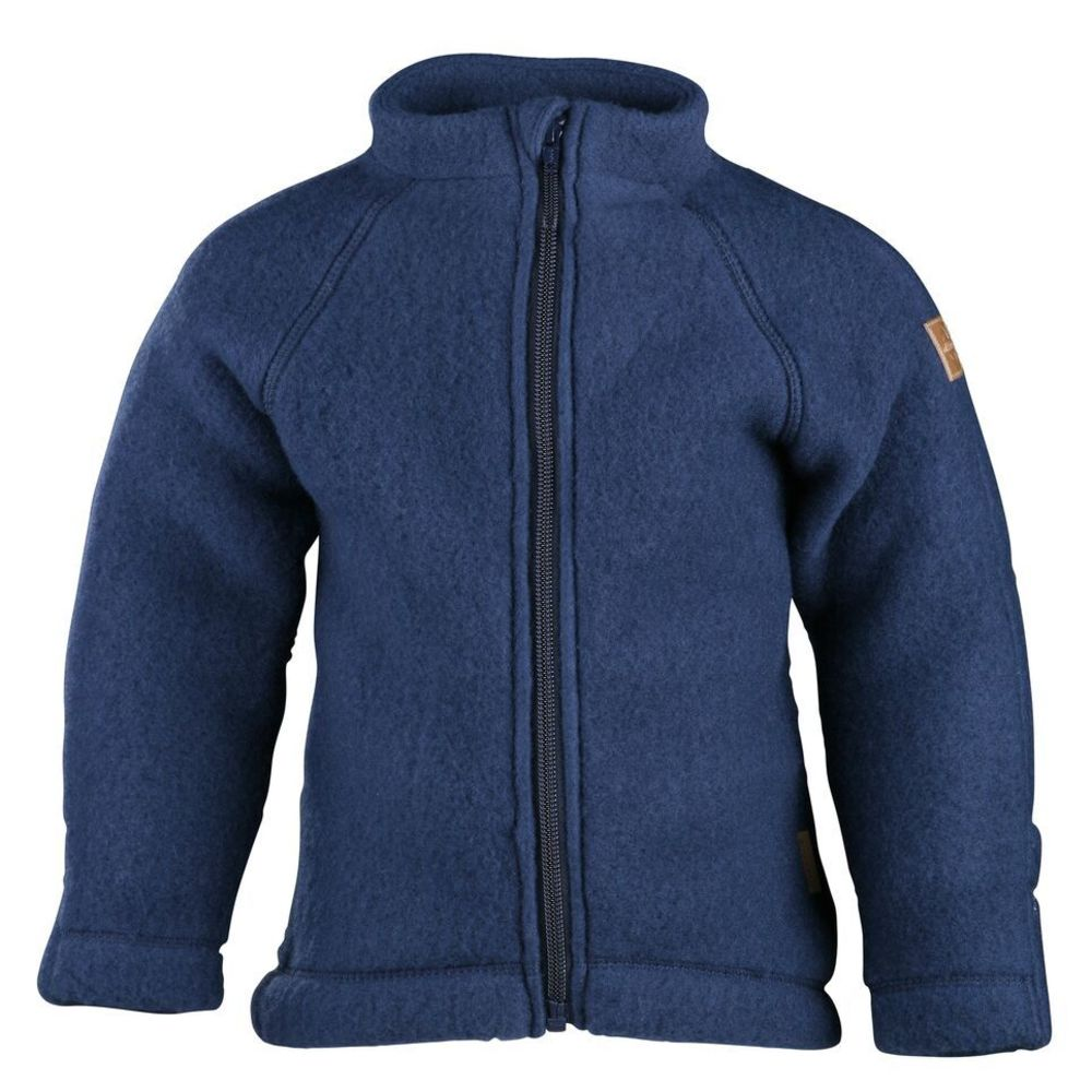 Mikk-line cardigan uldjakke, Blue Nights