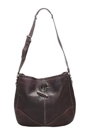 Charlotte Leather Shoulder Bag