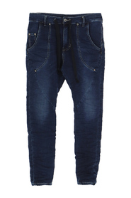 New Jog Blue D Jeans
