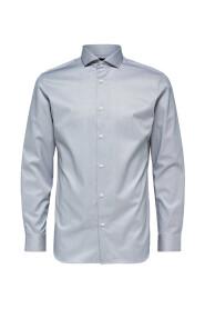 Selected slimsel - Pelle shirt