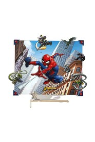 Spider-Man 3D Pop-Out Wall Decoration