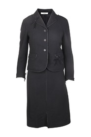 Wool Skirt Suit Set -Pre Owned Condition Excellent