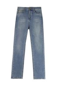 Bio dobbeltstein jeans