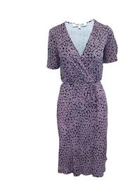 Floral Wrap Dress -Pre Owned Condition Very Good