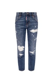 'Cool Girl Cropped Jean'