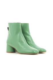 Heeled Ankle Boots B3494