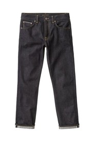 Gritty Jackson Dry Maze Selvage jeans