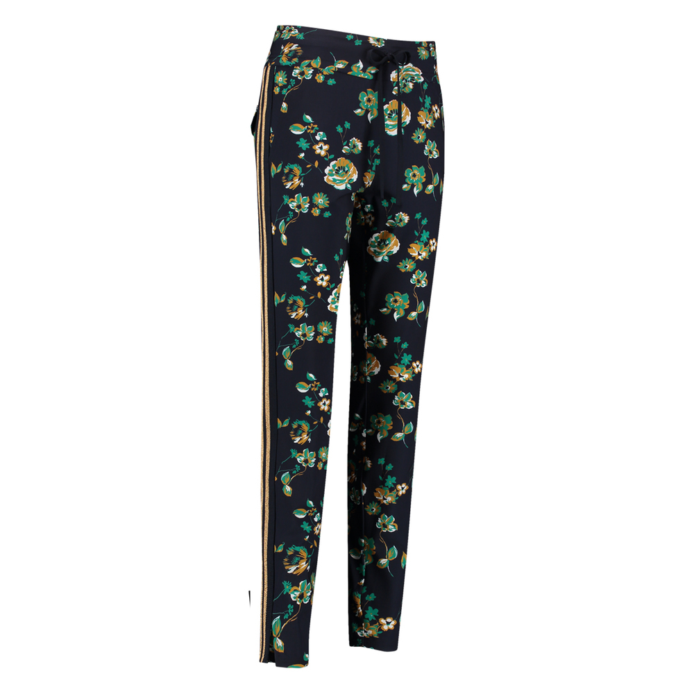 Upstairs flower Trousers