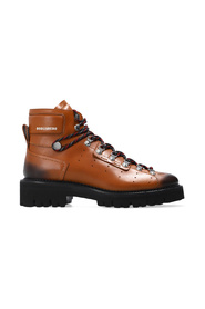 Hiking Hector Ankle Boots