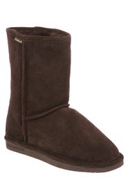 Chocolate Bearpaw Emma Short Sko
