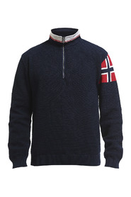 Marineblå Holebrook Norwegian Flag Vinstopper