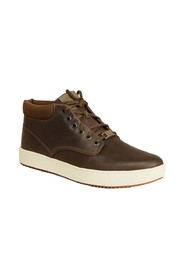 CityRoam leather high sneakers