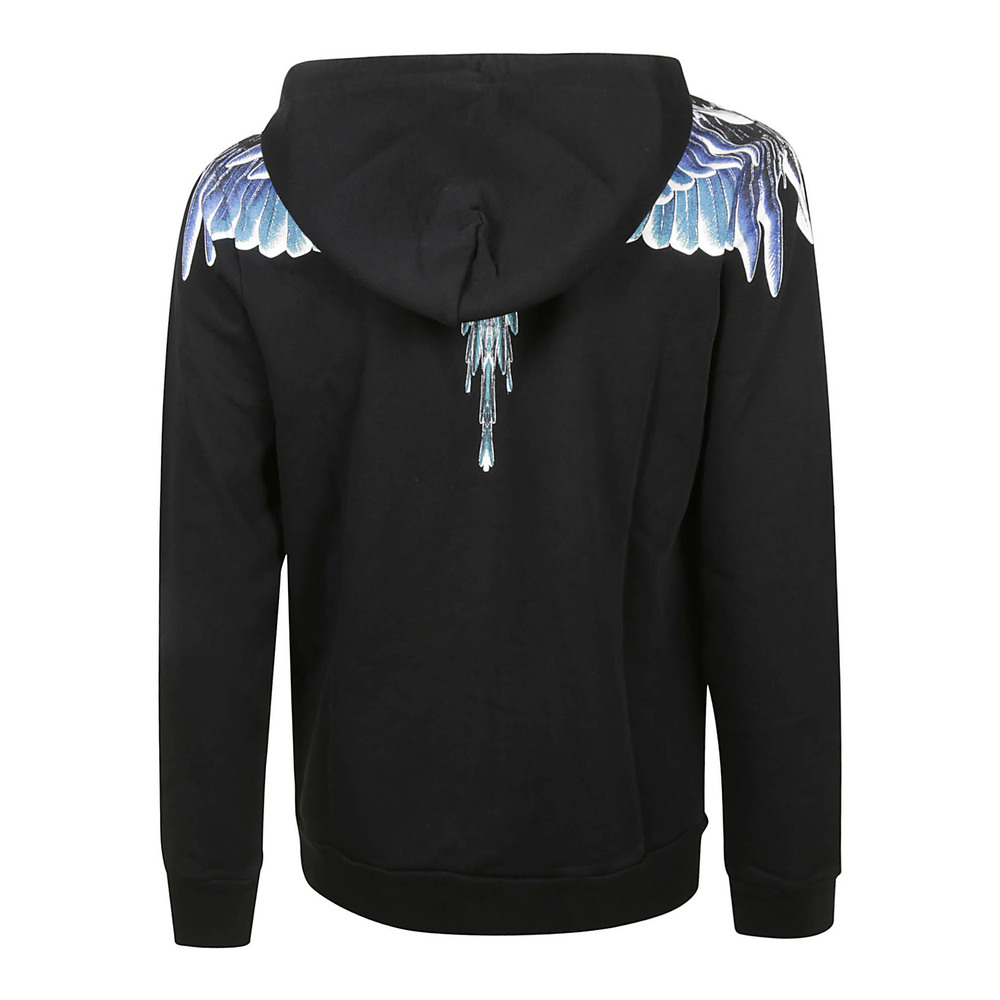 Black Zip through | Marcelo Burlon | Hoodies  sweatvesten | Heren winter kleren
