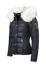 Zora vinterjakke med faux fur