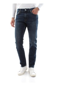 CALVIN KLEIN JEANS J30J307727 - 026 SLIM JEANS Men DENIM MEDIUM BLUE