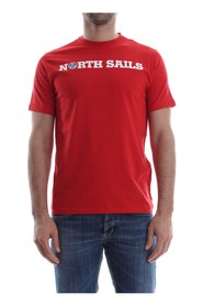 NORTH SAILS 691687 T-SHIRT GRAPHIC T SHIRT AND TANK Men RED