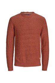 Knitted Pullover Crew neck