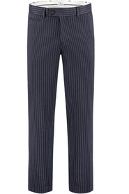 Dstrezzed Clean Chino  Pinstripe Jaquard dk navy