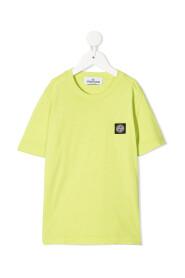 T-shirt med logotyp
