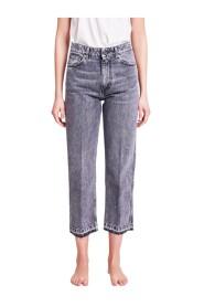 Straight Fit Pantalone