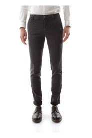 MASON'S MILANO CBE060 - 9PN2A4973 PANTS Men Anthracite