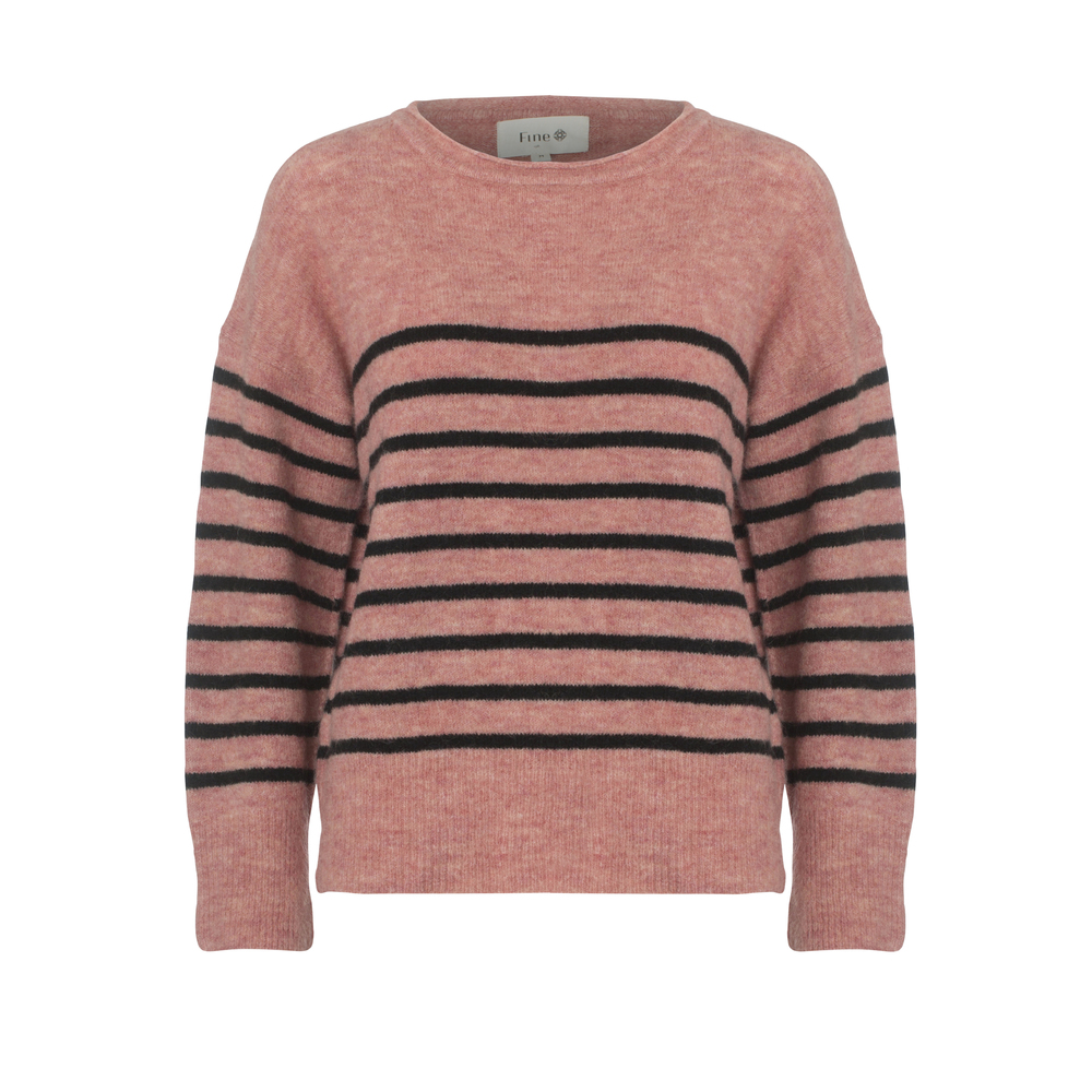 Rose Striped Fine Cph Wendy Pullover