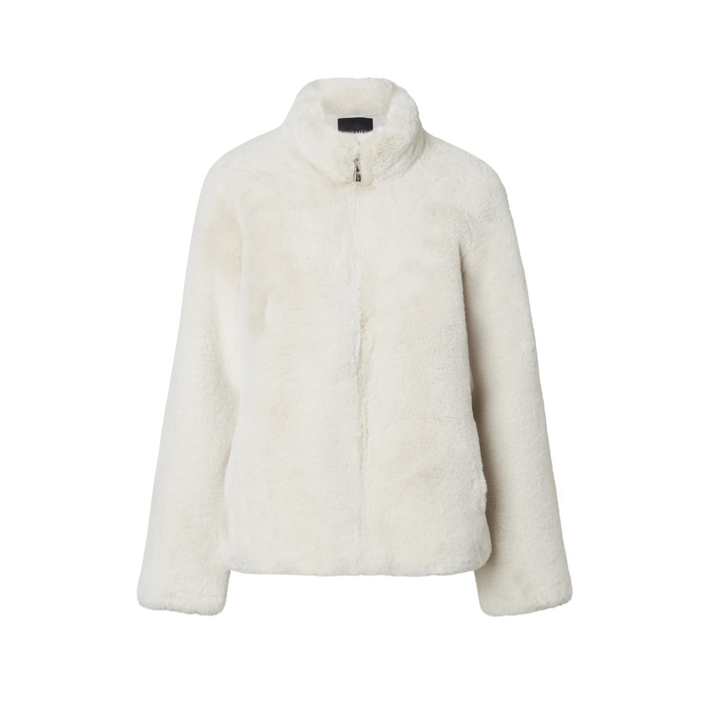 HOLLIES MANDY Cheating coat / offwhite