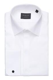 koszula mozza na spinki slim fit 00253
