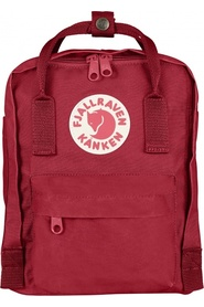 Fjällräven rygsæk - Kånken Mini Deep Red
