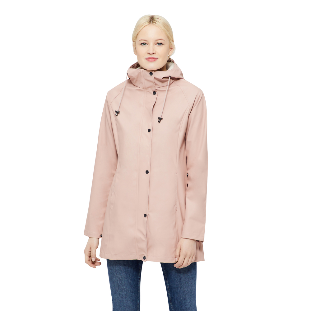 Jacobsen Regenjassen Old Rose Hornbæk RainjacketIlse MqjUzVGLSp