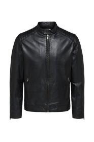 Læder jakke Classic