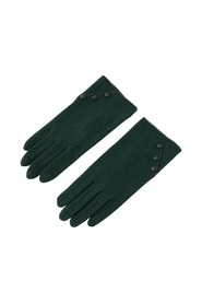 Wool Gloves With Butt