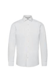 plain Skjorte