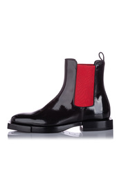 Hybrid Chelsea Leather Boot