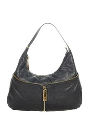 Pre-owned Leather Hobo Bag