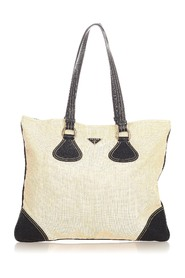 Pre-owned Canvas Tote Bag