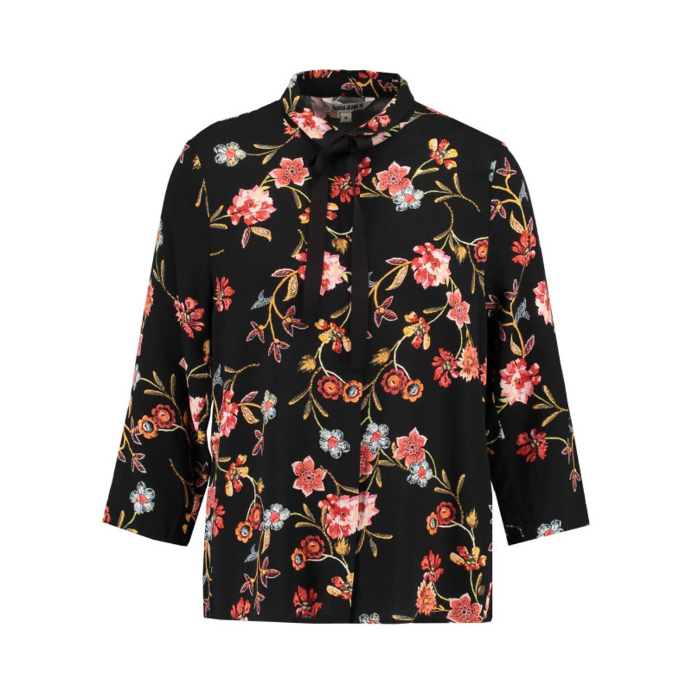 GARCIA BLOUSE WITH 3/4 SLEEVES