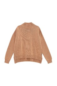 Wool Knit Pullover