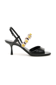 Bea open-toe heeled sandals