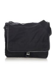 Pre-owned Tessuto Crossbody Bag