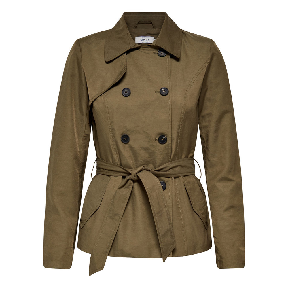 Trenchcoat Short