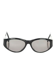 Round Tinted Sunglasses Plastic Others