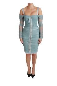 Bodycon Long Sleeve Stretch Dress