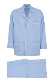 Pyjamas med kant