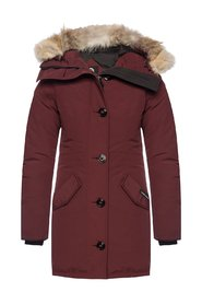 'Rossclair' down jacket