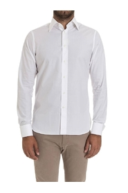 G Inglese cotton shirt Double cuff SKIN BCO PD