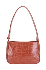 Kerry Croco Print Shoulder Bag
